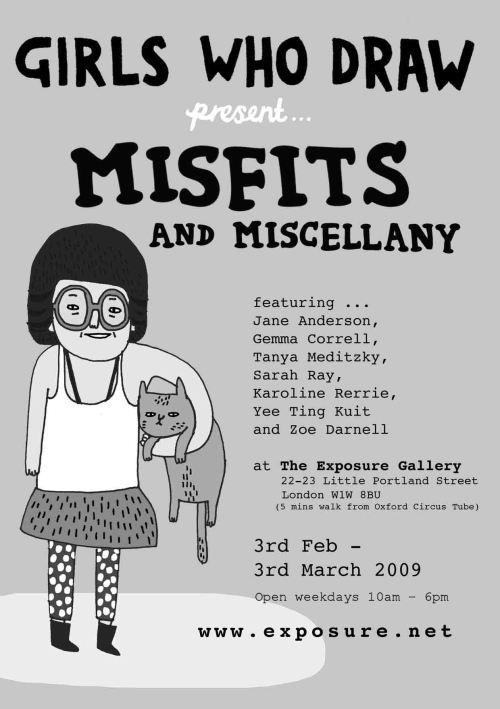 misfits-flyer