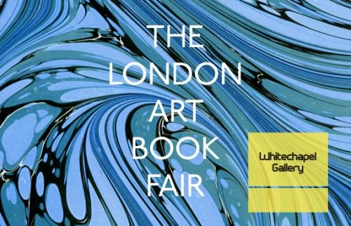 London Art Book Fair at Whitechapel Gallery
