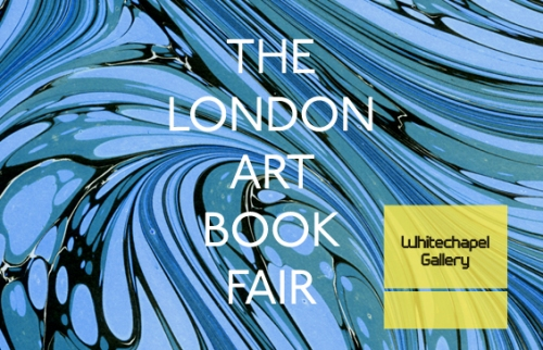 London Art Book Fair at Whitechapel Gallery