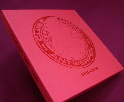 club moral vinyl box